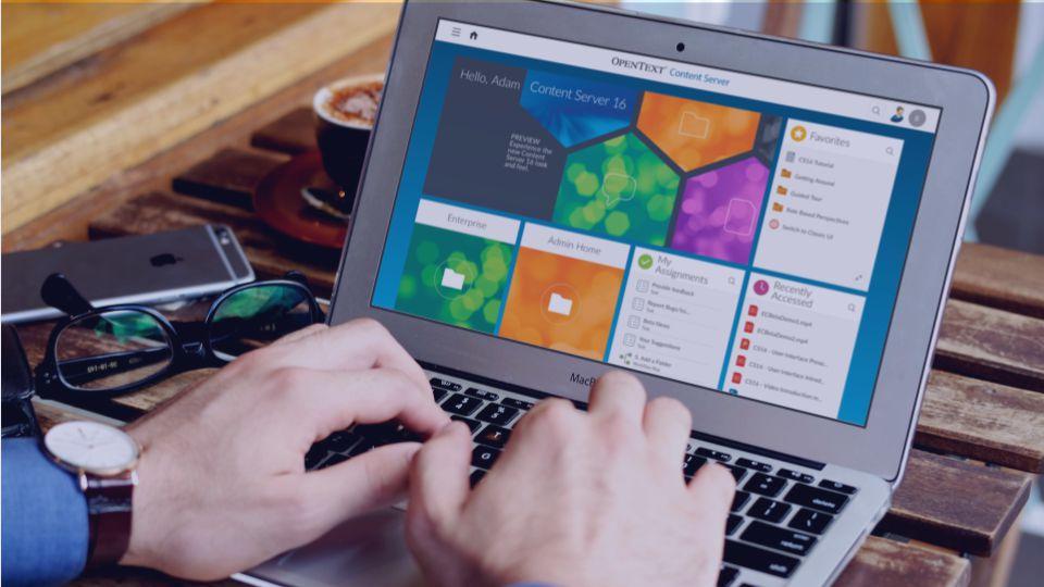 OpenText Content Suite Services