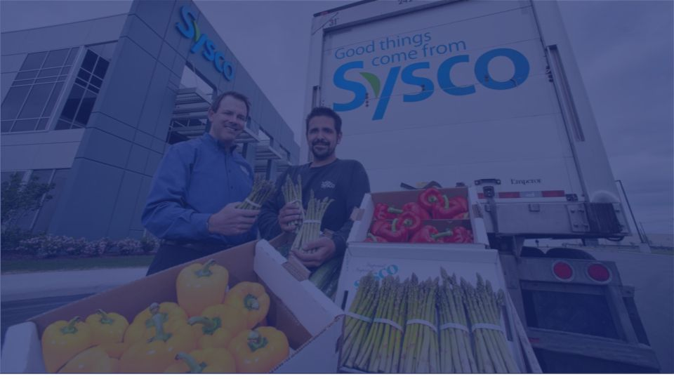 opentext case study - sysco