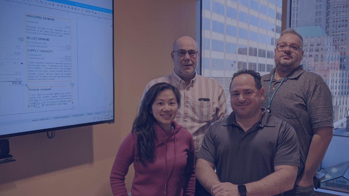 OpenText Exstream  training in boston