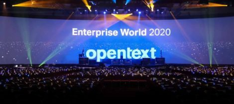 register for opentext world digital 2020